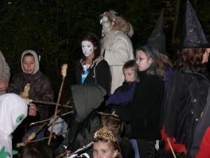 Halloween am Siekanger