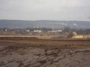Zerstörung des Siekangers Göttingen