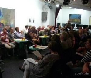 Diskussionsveranastlatung Quo vadis,Göttingen? im APEX