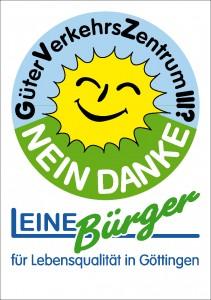 Logo GVZ III Siekanger Neine Danke