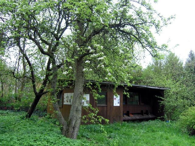 Imkerverein Göttingen, Bienenhaus