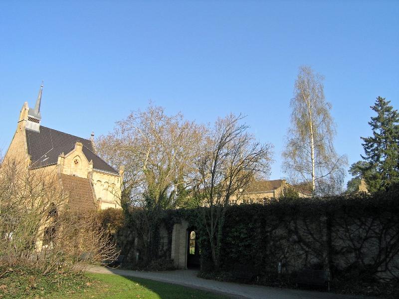 Asklepios Göttingen, Altbau