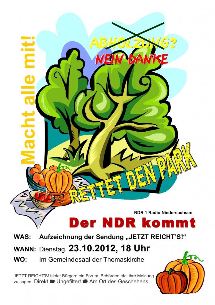 Rettet den Leineberg-Park